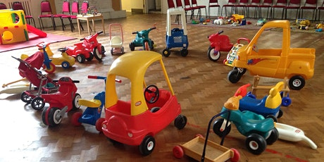 Toddler Group tickets