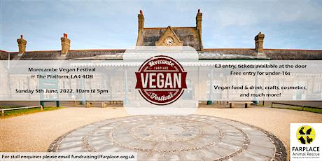 Morecambe Vegan Festival tickets
