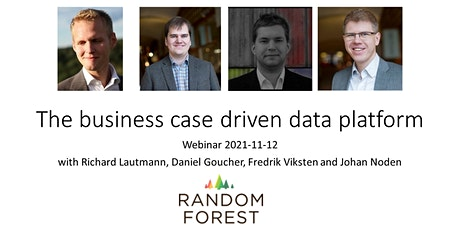 The Business Case Driven Data Platform tickets