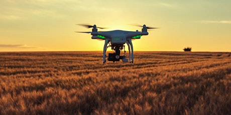Environmental and farm monitoring Drone Workshop tickets