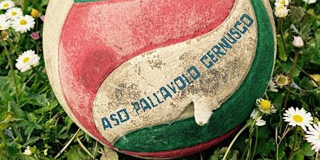 Campionato Under 18F n° 8228 PALLAVOLO CERNUSCO M vs US ARGENTIA PALLAVOLO biglietti