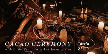 Cacao Ceremony with Silvia Venadita & Los Cosmiqueros entradas
