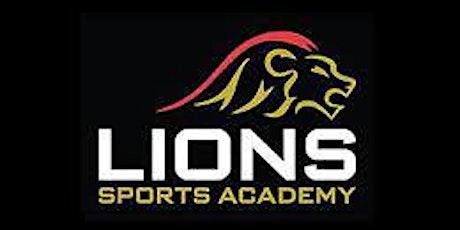 Gradstock 2021: Lions Sports Academy tickets