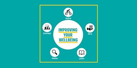 Improving Your Wellbeing - Hanham tickets