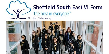 Sheffield South East VI Form - Open Evening tickets