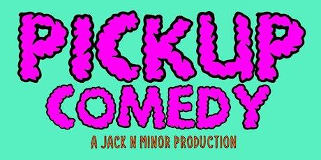 Pickup Comedy Special @ Bingo Beer Co tickets