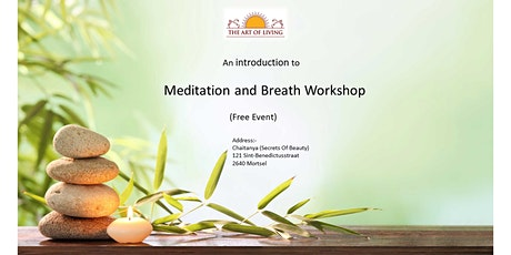 FREE Breathing and Meditation Workshop tickets