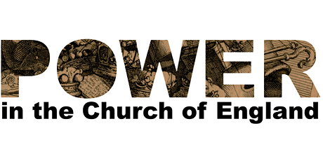 'Power Over' or 'Power With' in the Church of England tickets