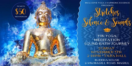 Stretches, Silence and Sounds tickets