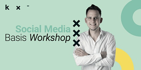 Social Media Basis Workshop Tickets