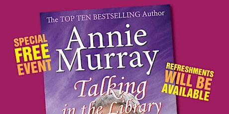 Author event: Annie Murray tickets