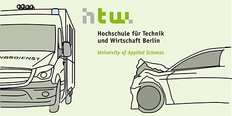 Crashversuch - HTW Berlin Tickets