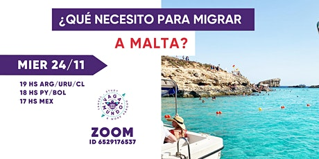 ¿Qué necesito para migrar a Malta? / VAGA-MUNDO entradas