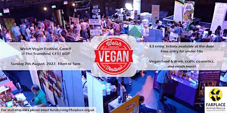 Welsh Vegan Festival - Cardiff tickets