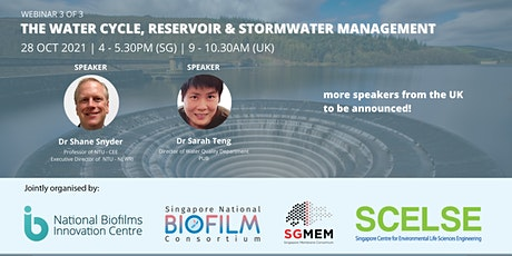 The Water Cycle, Reservoir and Stormwater Management tickets