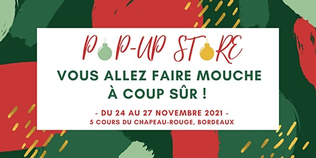POP-UP STORE | CHRISTMAS IS COMING billets