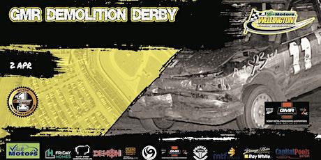GMR Demolition Derby tickets