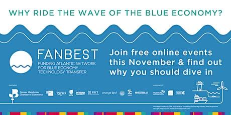 FANBEST Webinar Series – Opportunities in the Blue Sectors tickets