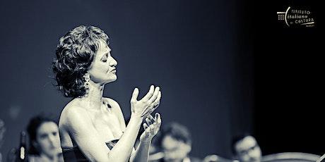 Concerto d'opera a conclusione della masterclass con Stefania Donzelli billets