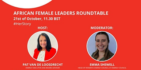 African Female Leaders Roundtable tickets