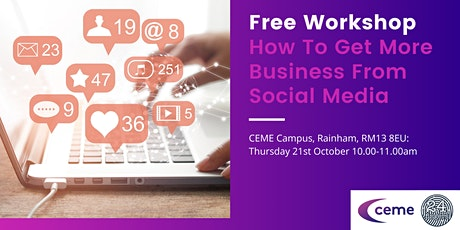 How To Get More Business From Social Media tickets