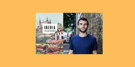 Cycling Iberia with Julian Sayarer tickets