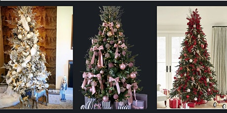 Christmas Tree Styling Workshop tickets