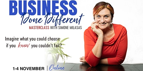 Business Done Different billets