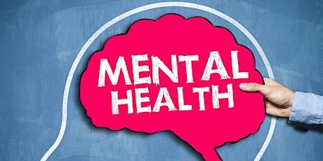Senior Mental Health Leadership training - Information Session tickets