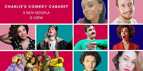 HOOPLA:  Charlie's Comedy Cabaret tickets