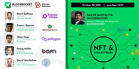 NFT & Collectibles tickets