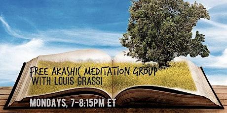 FREE Akashic Meditation Group tickets