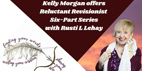 The Reluctant ReWriter with Rusti LeHay tickets
