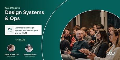 Pàu Session: Design Systems & Ops tickets