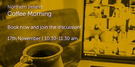 NI171121 Northern Ireland: Coffee Morning tickets