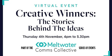 Creative Winners: The Stories Behind The Ideas tickets