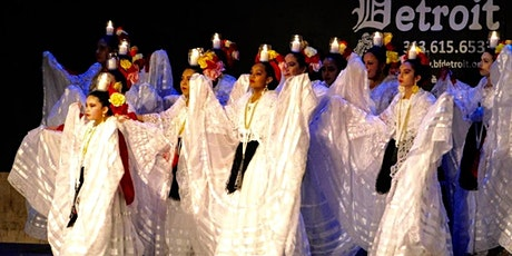 Ballet Folklorico De Detroit 7th Annual Holiday Concert 2021 tickets