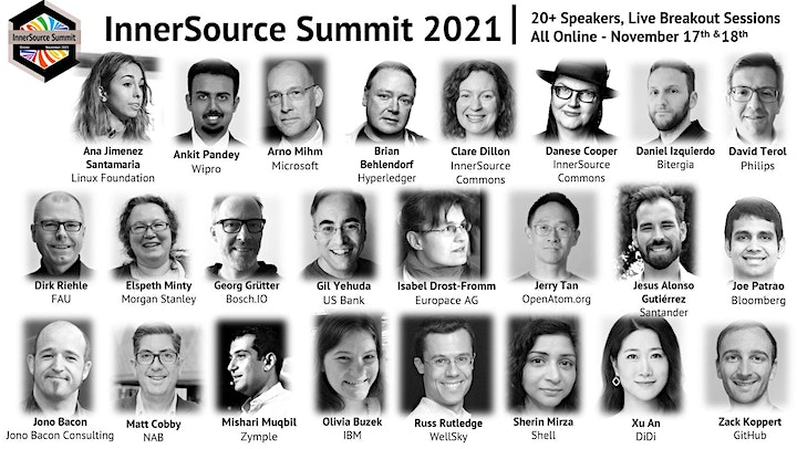 InnerSource Summit 2021 image