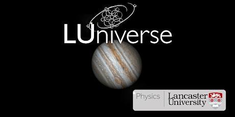 Lancaster University Exploration  Zone - Planet Builder's Workshop tickets