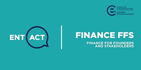 Cardiff Met Centre for Entrepreneurship - Finance FFS Programme tickets