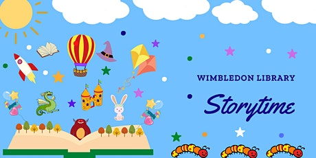 Wimbledon Library - Storytime tickets