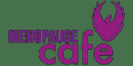 Virtual Menopause Cafe - Staffordshire, UK tickets
