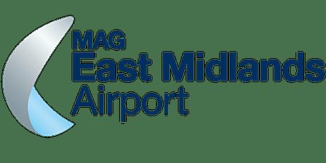 East Midlands Airport Academy Virtual Jobs Fair tickets