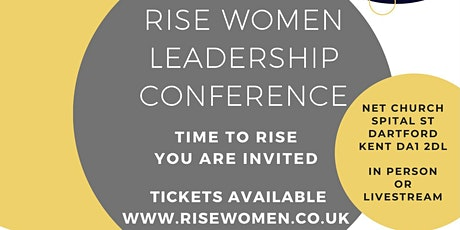 Rise Women Leadership Conference 2022 tickets