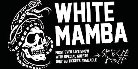 White Mamba + Speciekuip @ Audio Studio OZ tickets