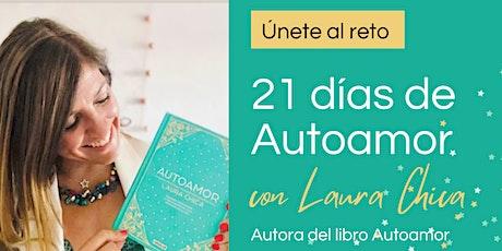 Reto 21 días de Autoamor 2 edición entradas