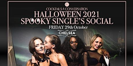 Halloween Singles Soirée tickets
