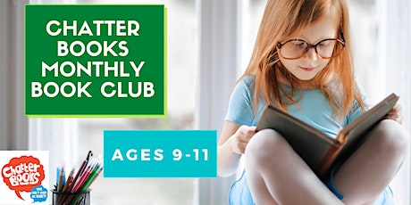 Kingston Libraries Chatterbooks Club tickets