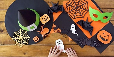 Wimbledon Library- Halloween Arts and Crafts tickets