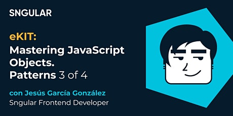 Mastering JS Objects. Patterns (3/4) tickets